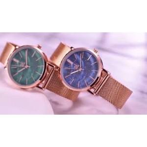 Женские часы SK, зеленые, С5741