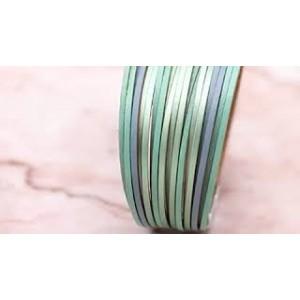 Женский браслет Amorcome, зеленый, С8778