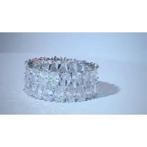 Женское кольцо в камнях, С6821