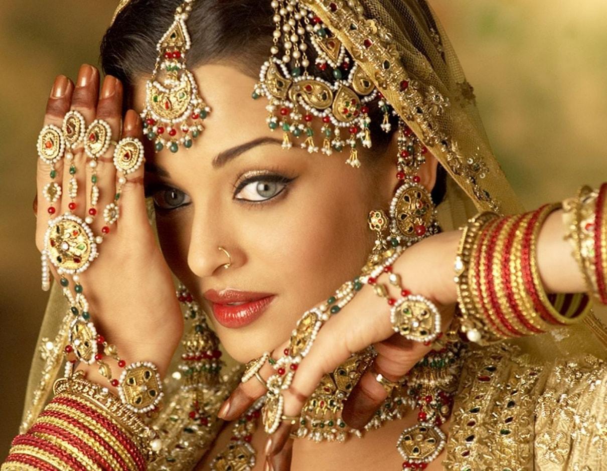 Индийские ювелирные украшения - SILVERS